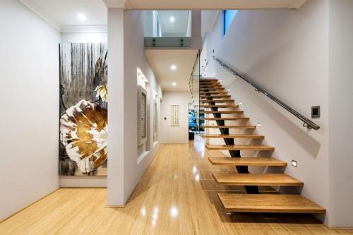 рассчитать лестницу для второго этажа