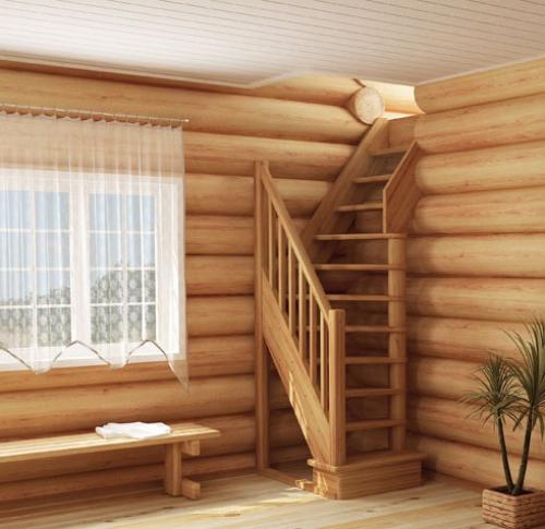 лестница маленького размера