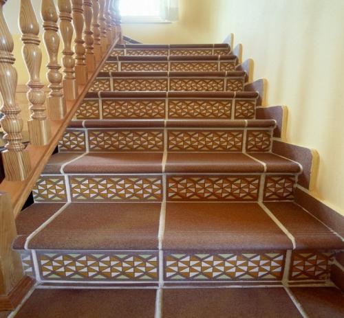керамические ступени для лестницы