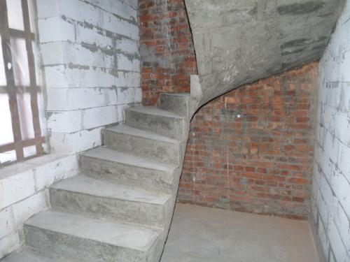 конструкция железобетонных лестниц