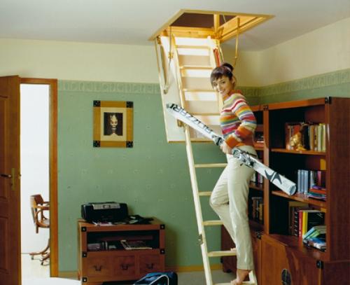 лестница чердачная Prima