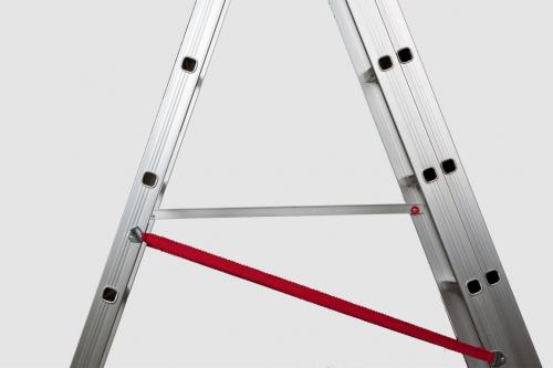 Лестница-стремянка из алюминия