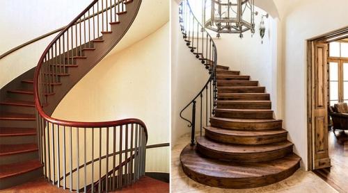 ширина лестницы на второй этаж в доме