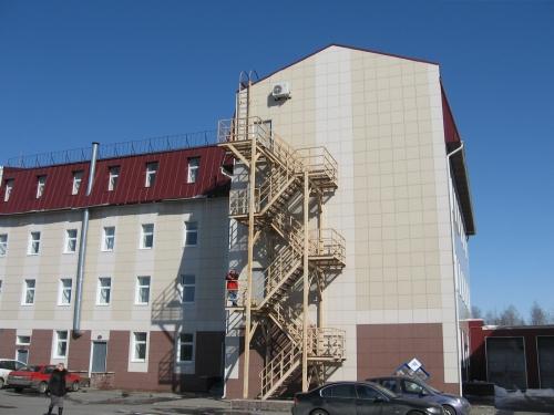 Стандарты ГОСТ пожарной лестницы
