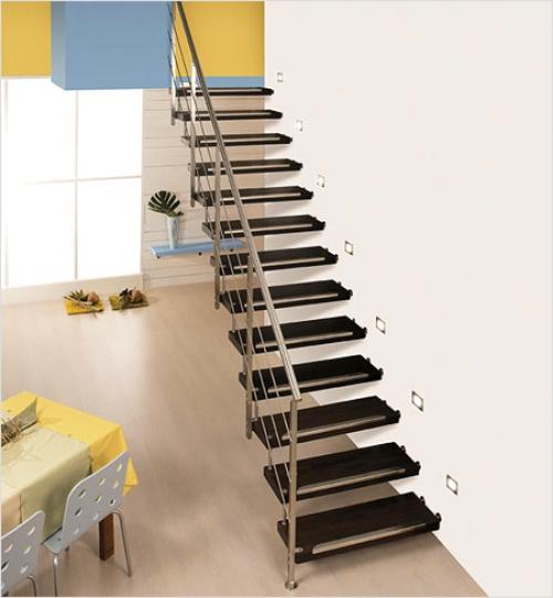 прямые лестницы