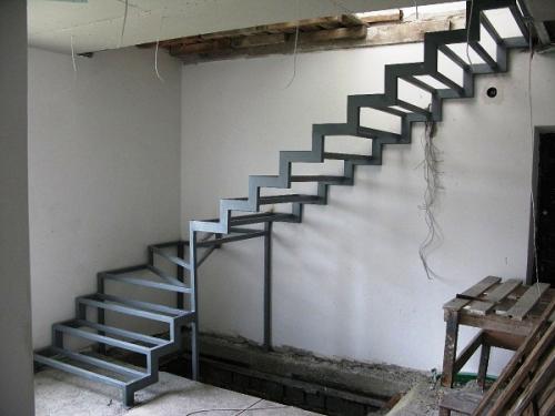 расчет лестницы из металла