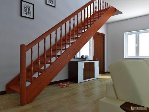 виды лестниц подходят для частного дома
